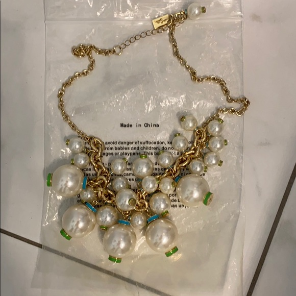 Lilly Pulitzer Goodie Chunky Pearl Necklace
